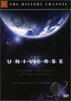 Universe - The Complete Season 1 DVD Cover Art