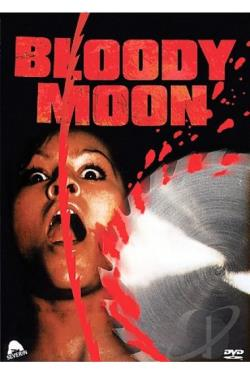 Bloody Moon DVD Cover Art