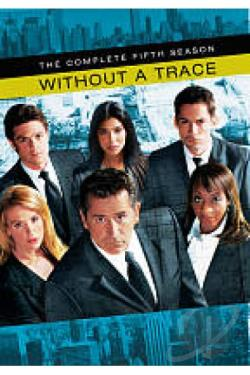 Without a Trace - The Complete Fifth Season DVD Cover Art