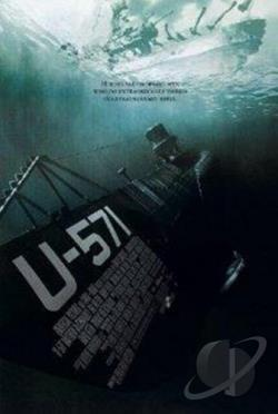 U-571 DVD Cover Art