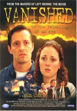 Vanished DVD Cover Art