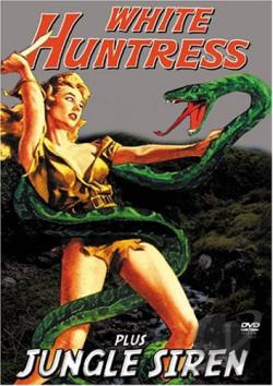 White Huntress DVD Cover Art