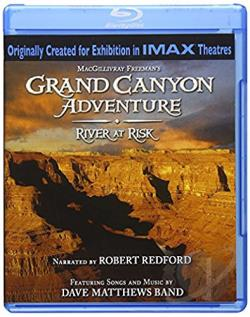 IMAX - Grand Canyon Adventure: River at Risk BRAY Cover Art