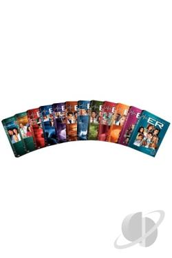ER: The Complete Seasons 1-12 DVD Cover Art
