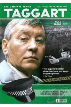 Taggart - Cold Blood Set movie