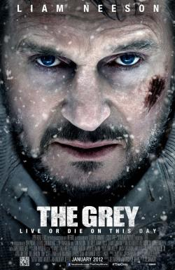 Grey DVD Cover Art