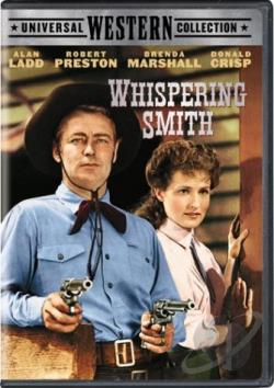 Whispering Smith DVD Cover Art