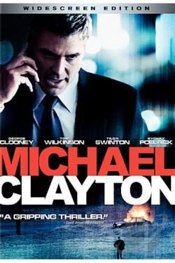 Michael Clayton DVD Cover Art