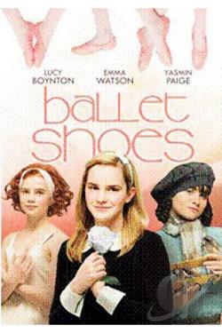 Ballet Shoes DVD Cover Art