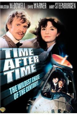 Time After Time DVD Cover Art