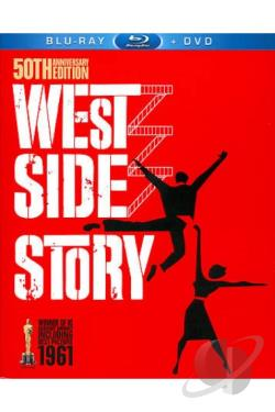 West Side Story BRAY Cover Art
