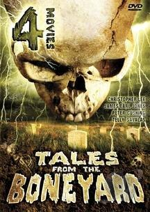 Tales From The Boneyard - Four Movies on Two DVDs DVD Cover Art