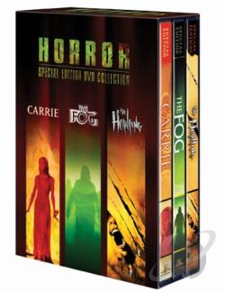 Horror Special Edition DVD Collection DVD Cover Art