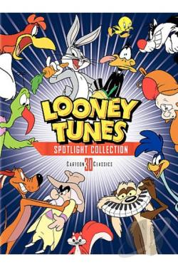 Looney Tunes Spotlight Collection - Vol. 6 DVD Cover Art