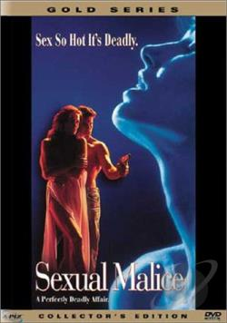 Sexual Malice DVD Cover Art