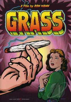 Grass DVD Cover Art