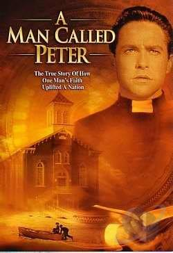 Man Called Peter DVD Cover Art