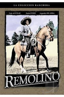 Remolino DVD Cover Art