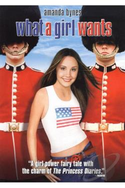 What a Girl Wants DVD Cover Art
