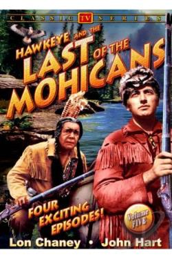 Hawkeye and the Last of the Mohicans, Vol. 5 DVD Cover Art