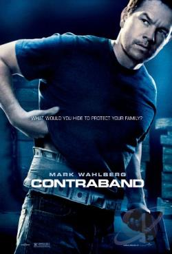 Contraband DVD Cover Art