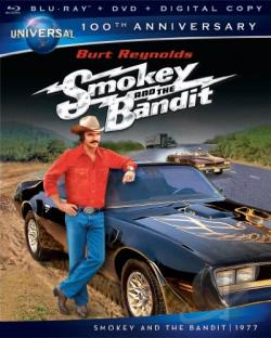 Smokey and the Bandit BRAY Cover Art
