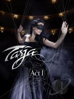 Tarja Turunen: Act I BRAY Cover Art