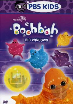 Boohbah - Big Windows DVD Cover Art