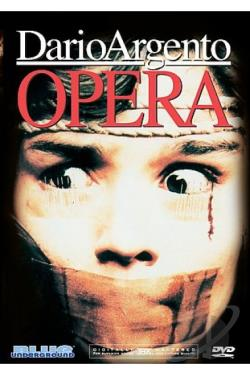 Opera DVD Cover Art