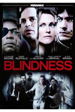 Blindness DVD Cover Art