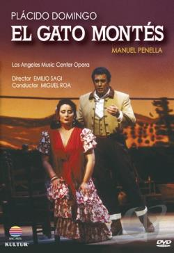 Gato Montes (Los Angeles Music Center Opera) DVD Cover Art