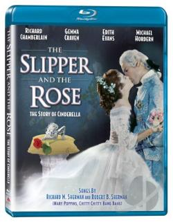 Slipper and the Rose BRAY Cover Art