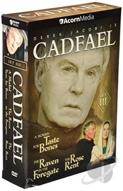 Cadfael Series 3: Boxed Set DVD Cover Art