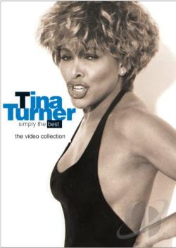 Tina Turner - Simply The Best: Video Collection DVD Cover Art