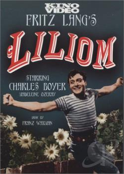 Liliom DVD Cover Art