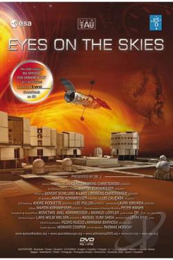 Eyes On The Skies DVD Cover Art