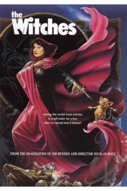 Witches DVD Cover Art