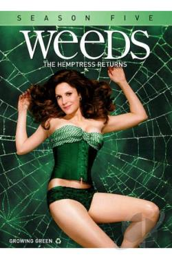 Weeds - The Complete Fifth Season DVD Cover Art