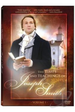 Times & Teachings Of Joseph Smith DVD Cover Art
