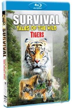 Survival: Tales of the Wild - Tigers BRAY Cover Art