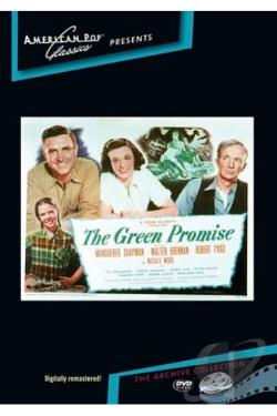 Green Promise DVD Cover Art