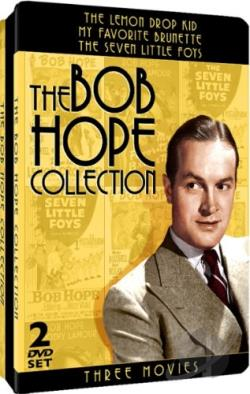Bob Hope Collection: Three Movies DVD Cover Art