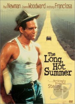 Long, Hot Summer DVD Cover Art