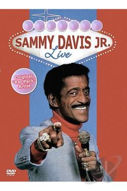 Sammy Davis Jr. - The Sammy Davis Jr. Show DVD Cover Art