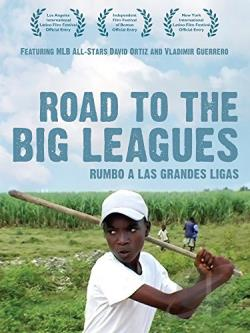Rumbo A Las Grandes Ligas - Road To The Big Leagues DVD Cover Art