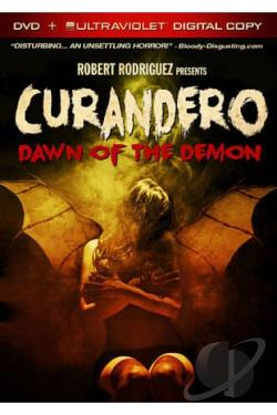 Curandero DVD Cover Art