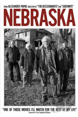 Nebraska DVD Cover Art