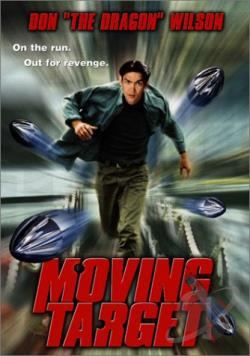 Moving Target DVD Cover Art