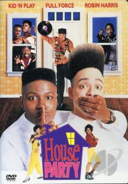 House Party DVD Cover Art