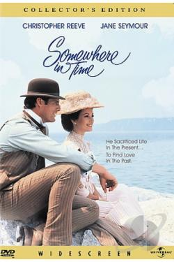 Somewhere in Time DVD Cover Art